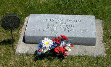 SWAIN, HERMAN - Jasper County, Iowa | HERMAN SWAIN