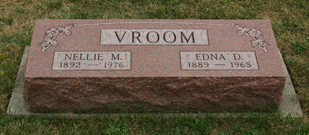 VROOM, EDNA D. - Jasper County, Iowa | EDNA D. VROOM