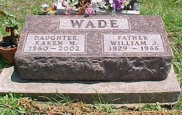 WADE, KAREN M. - Jasper County, Iowa | KAREN M. WADE