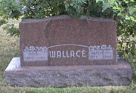 WALLACE, MOLLIE - Jasper County, Iowa | MOLLIE WALLACE