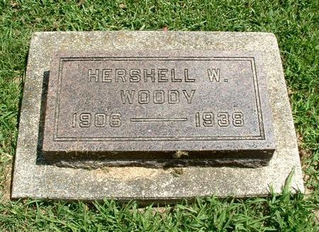 WOODY, HERSHELL W. - Jasper County, Iowa | HERSHELL W. WOODY