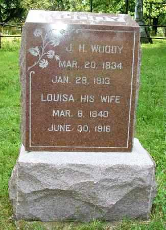 WOODY, JOSEPH H. - Jasper County, Iowa | JOSEPH H. WOODY