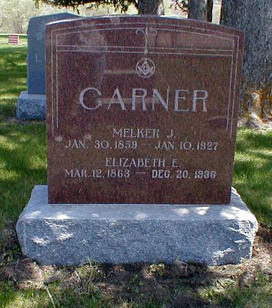 GARNER, MELKER JEFFERSON - Jasper County, Iowa | MELKER JEFFERSON GARNER