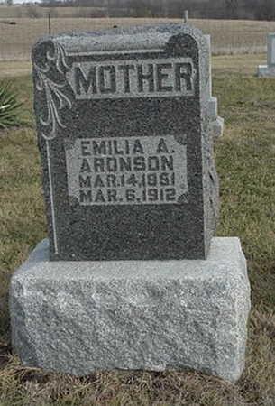 ARONSON, EMILIA - Jefferson County, Iowa | EMILIA ARONSON