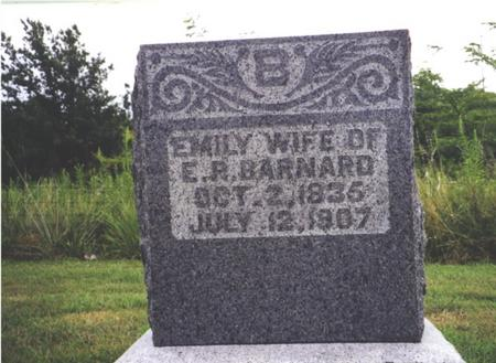 BARNARD, EMILY - Jefferson County, Iowa | EMILY BARNARD