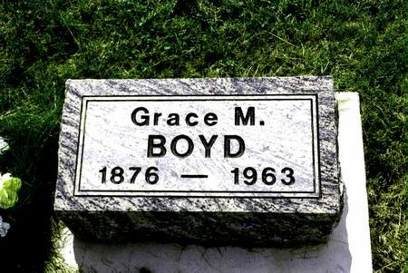 BOYD, GRACE - Jefferson County, Iowa | GRACE BOYD