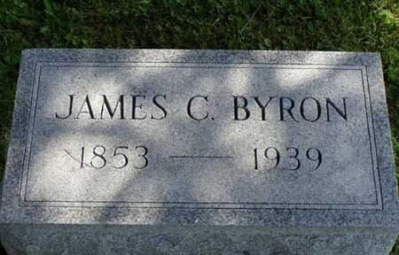 BYRON, JAMES - Jefferson County, Iowa | JAMES BYRON