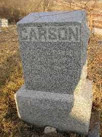 CARSON, RACHEL V. - Jefferson County, Iowa | RACHEL V. CARSON