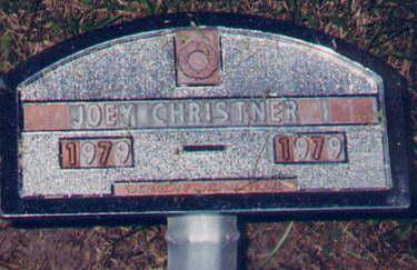 CHRISTNER, JOEY - Jefferson County, Iowa | JOEY CHRISTNER