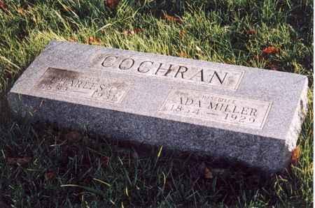 COCHRAN, CHARLES C - Jefferson County, Iowa | CHARLES C COCHRAN