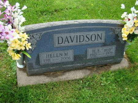 DAVIDSON, HAROLD EVERETT - Jefferson County, Iowa | HAROLD EVERETT DAVIDSON