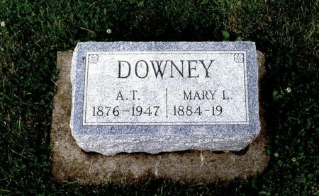 DOWNEY, A.T. - Jefferson County, Iowa | A.T. DOWNEY