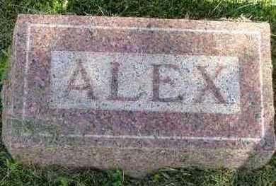 DROZ, ALEX - Jefferson County, Iowa | ALEX DROZ