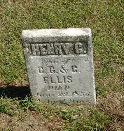 ELLIS, HENRY C. - Jefferson County, Iowa | HENRY C. ELLIS