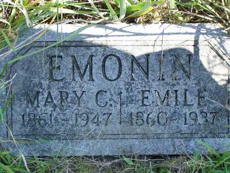 EMONIN, EMILE - Jefferson County, Iowa | EMILE EMONIN