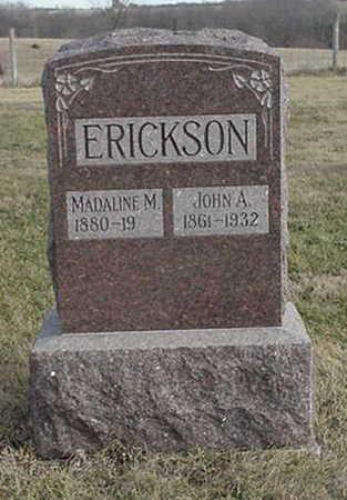 ERICKSON, MADALINE M. - Jefferson County, Iowa | MADALINE M. ERICKSON