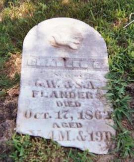 FLANDERS, CHARLES E. - Jefferson County, Iowa | CHARLES E. FLANDERS