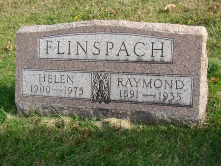 FLINSPACH, RAYMOND - Jefferson County, Iowa | RAYMOND FLINSPACH