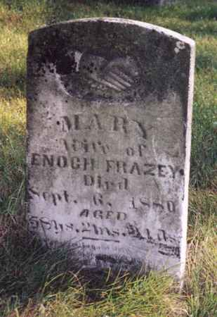 COLLINS FRAZEY, MARY - Jefferson County, Iowa | MARY COLLINS FRAZEY