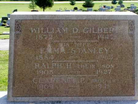 GILBERT, WILLIAM D. - Jefferson County, Iowa | WILLIAM D. GILBERT