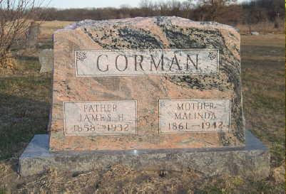GORMAN, MALINDA - Jefferson County, Iowa | MALINDA GORMAN