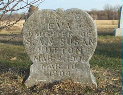 HUTTON, EVA - Jefferson County, Iowa | EVA HUTTON