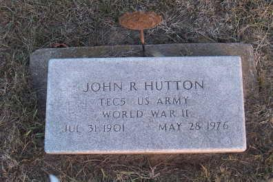 HUTTON, JOHN R. - Jefferson County, Iowa | JOHN R. HUTTON
