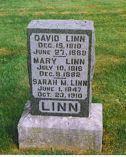 LINN, DAVID - Jefferson County, Iowa | DAVID LINN