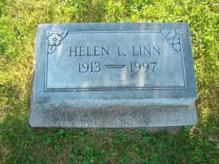 LINN, HELEN L. - Jefferson County, Iowa | HELEN L. LINN