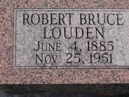 LOUDEN, ROBERT - Jefferson County, Iowa | ROBERT LOUDEN
