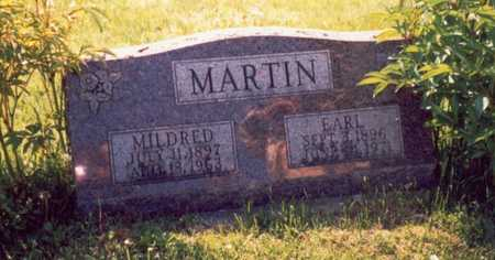 MCCORMICK MARTIN, MILDRED - Jefferson County, Iowa | MILDRED MCCORMICK MARTIN