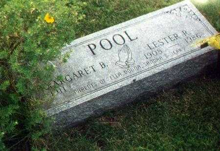 POOL, LESTER ROBERT - Jefferson County, Iowa | LESTER ROBERT POOL