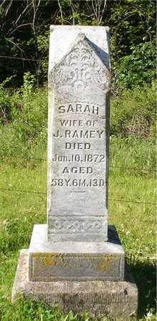 LONGERBONE RAMEY, SARAH - Jefferson County, Iowa | SARAH LONGERBONE RAMEY