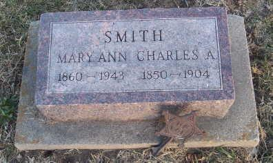 SMITH, MARY ANN - Jefferson County, Iowa | MARY ANN SMITH