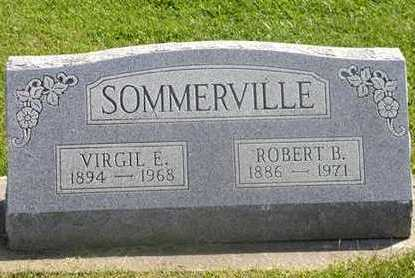 SPEER SOMERVILLE, VIRGIL - Jefferson County, Iowa | VIRGIL SPEER SOMERVILLE
