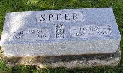 ORIEZ SPEER, LOUISE - Jefferson County, Iowa | LOUISE ORIEZ SPEER