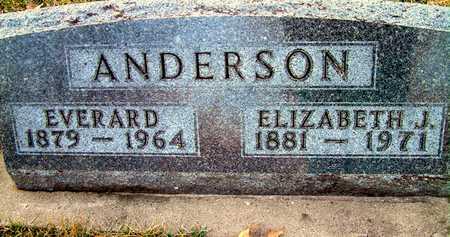 ANDERSON, ELIZABETH J - Johnson County, Iowa | ELIZABETH J ANDERSON