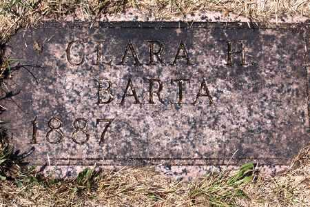 HORAK BARTA (DUFF), CLARA - Johnson County, Iowa | CLARA HORAK BARTA (DUFF)