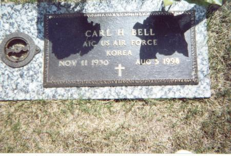 BELL, CARL - Johnson County, Iowa | CARL BELL