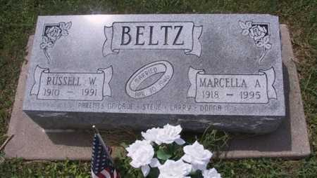 BELTZ, MARCELLA A - Johnson County, Iowa | MARCELLA A BELTZ