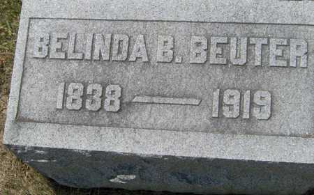BEUTER, BELINDA B - Johnson County, Iowa | BELINDA B BEUTER