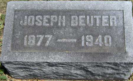 BEUTER, JOSEPH - Johnson County, Iowa | JOSEPH BEUTER