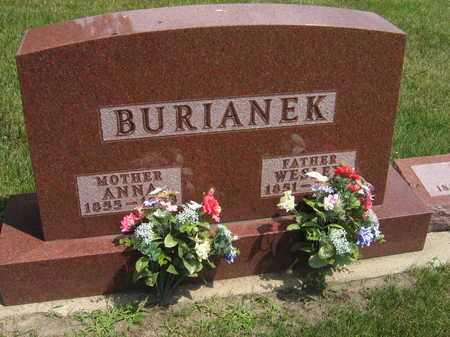 BURIANEK, WESLEY - Johnson County, Iowa | WESLEY BURIANEK