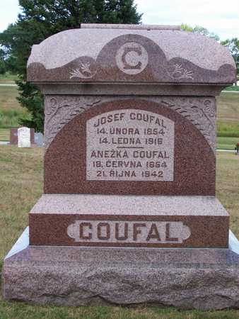 COUFAL, JOSEF - Johnson County, Iowa | JOSEF COUFAL