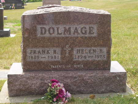 DOLMAGE, HELEN E. - Johnson County, Iowa | HELEN E. DOLMAGE