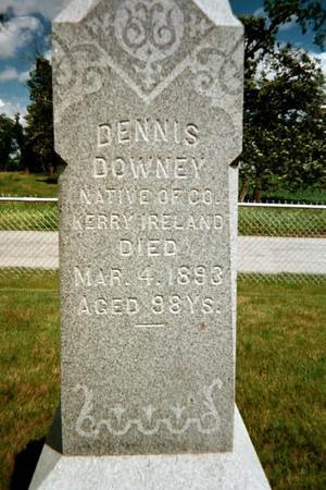 DOWNEY, DENNIS - Johnson County, Iowa | DENNIS DOWNEY