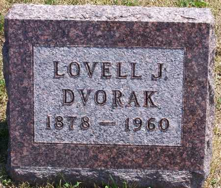 DVORAK, LOVELL - Johnson County, Iowa | LOVELL DVORAK