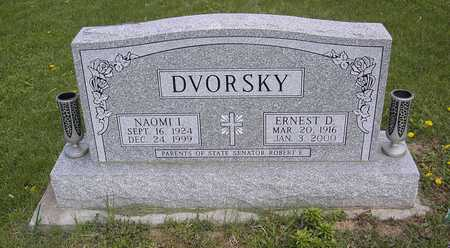 DVORSKY, ERNEST - Johnson County, Iowa | ERNEST DVORSKY