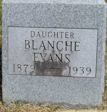 EVANS, BLANCHE - Johnson County, Iowa | BLANCHE EVANS
