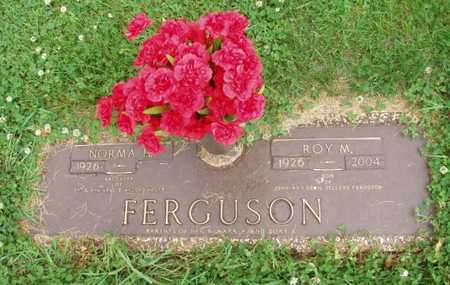 FERGUSON, NORMA HARRIET - Johnson County, Iowa | NORMA HARRIET FERGUSON